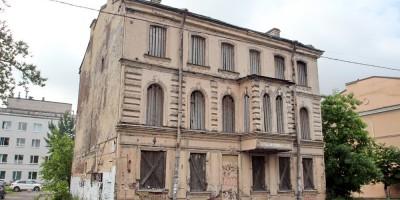 Улица Ивана Черных, дом 27