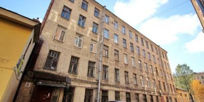 Улица Ивана Черных, дом 3, корпус 2