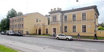 Улица Ивана Черных, дом 7-9