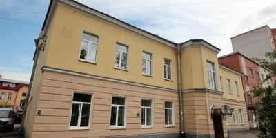 Улица Зои Космодемьянской, дом 13