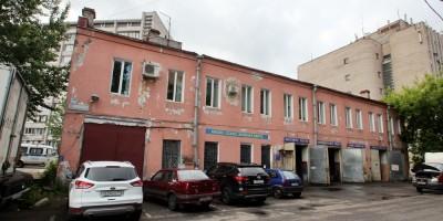 Улица Зои Космодемьянской, дом 20