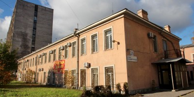 Улица Зои Космодемьянской, дом 26