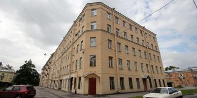 Улица Зои Космодемьянской, дом 6, корпус 1