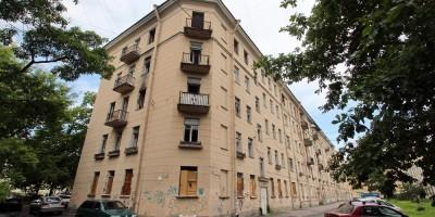 Улица Зои Космодемьянской, дом 6, корпус 2