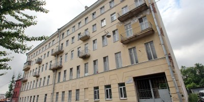 Урюпин переулок, дом 5