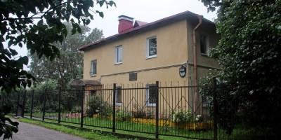 Усть-Славянка, Славянская улица, дом 13, дом молитвы