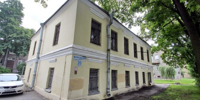 Волковский проспект, дом 20, корпус 1