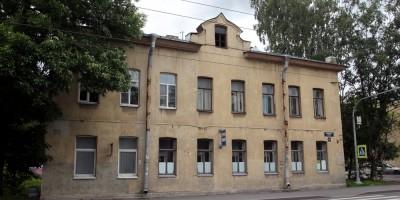 Волковский проспект, дом 24
