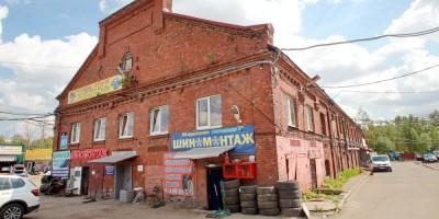 Ириновский проспект, дом 1, литера С