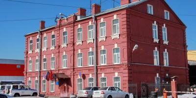Ириновский проспект, дом 46