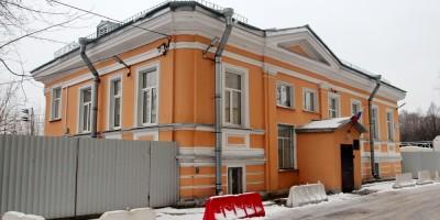 Зеленогорская улица, дом 16