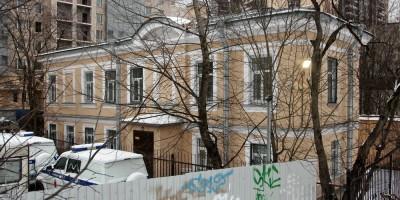 Зеленогорская улица, дом 16, литера Б
