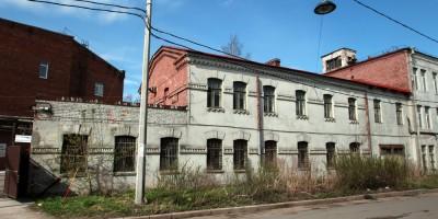 Железнодорожный проспект, дом 45, литера АБ