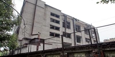 Черниговская улица, 8, снос корпуса во дворе