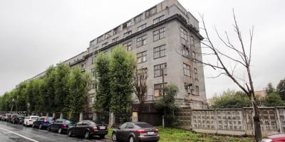 Черниговская улица, 8, здание