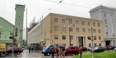 Московский проспект, реконструкция
