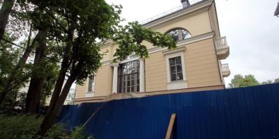 Набережная реки Крестовки, дом 3а, строение 1