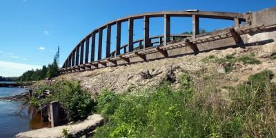 Новосаратовка, фермы Володарского моста