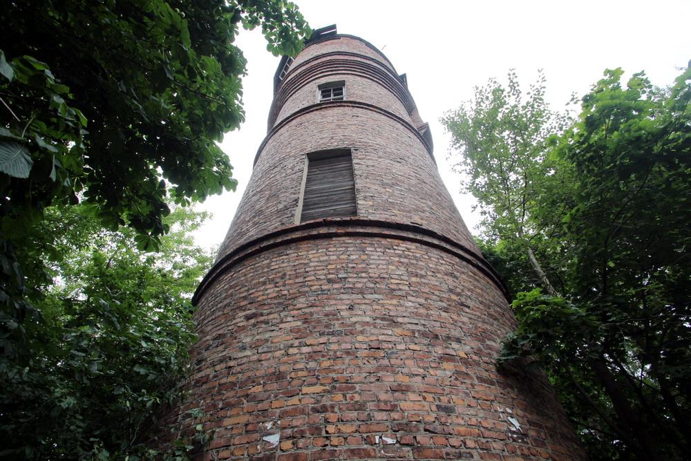 Ольгино, водонапорная башня