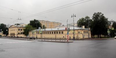 Петмол на Московском проспекте