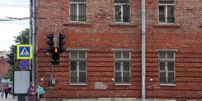 Пульмонологическое отделение, фасад