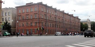 Пульмонологическое отделение военного госпиталя на Суворовском