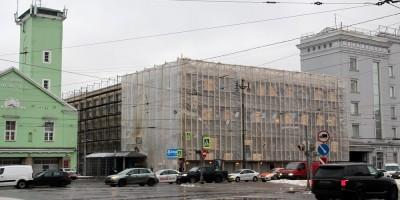Реконструкция бизнес-центра Эврика на Московском проспекте