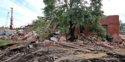Ремесленная улица, дом 3, после сноса