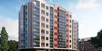 Жилой дом на шоссе Революции, 12, корпус 2, проект