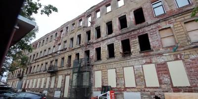 Державинский переулок, 5, заброшенный корпус