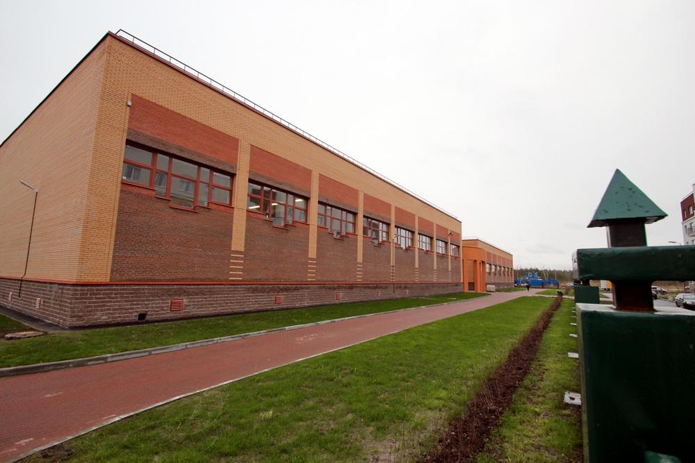 Юнтоловский проспект, 51, корпус 6, фасад