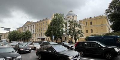 Константиновское училище на Московском проспекте