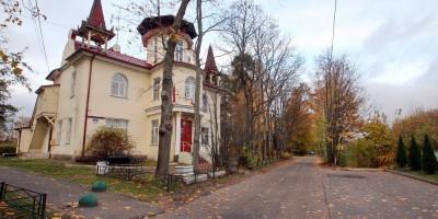 Лахта, Кайгородовская улица