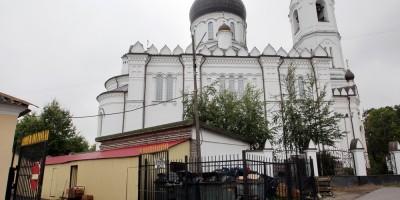 Ломоносов, Михайловский собор