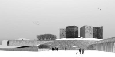 Музей обороны и блокады, проект Студии 44