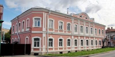 Особняк Леонтьева на Ждановской улице, 43