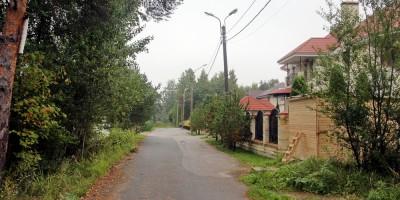 Петергоф, Средняя улица
