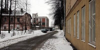 Понтонный, Подпорожская улица