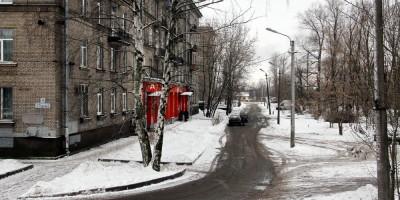 Понтонный, Пикалевская улица