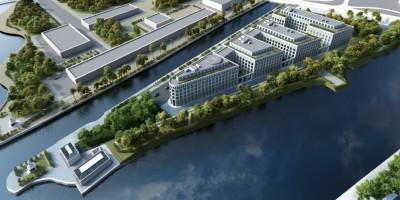 Проект делового комплекса Морская резиденция