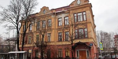 Проспект Динамо, дом 11