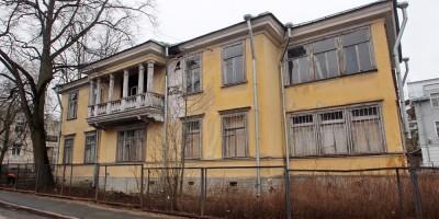 Пушкин, дом Вуича на Церковной улице, 6