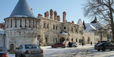 Пушкин, Федоровский городок