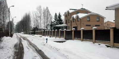 Саперный, Шереметевский переулок