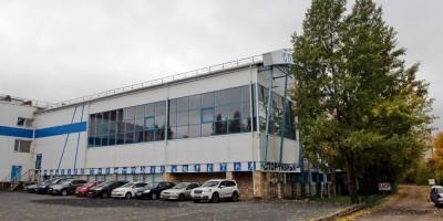 Спортшкола Алексеева на проспекте Раевского