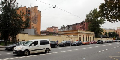 Улица Моисеенко, 27