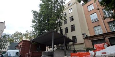 Улица Жуковского, 19, дворовый корпус