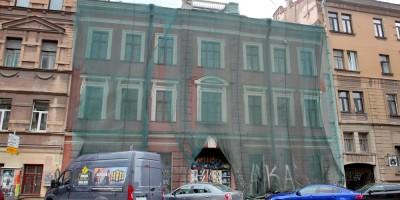 Улица Жуковского, 19, особняк Юргенса