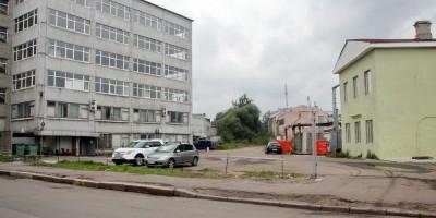 Урюпин переулок у Михайловского