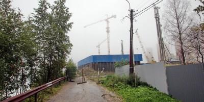 Усть-Славянка, Славянская улица, западный тупик